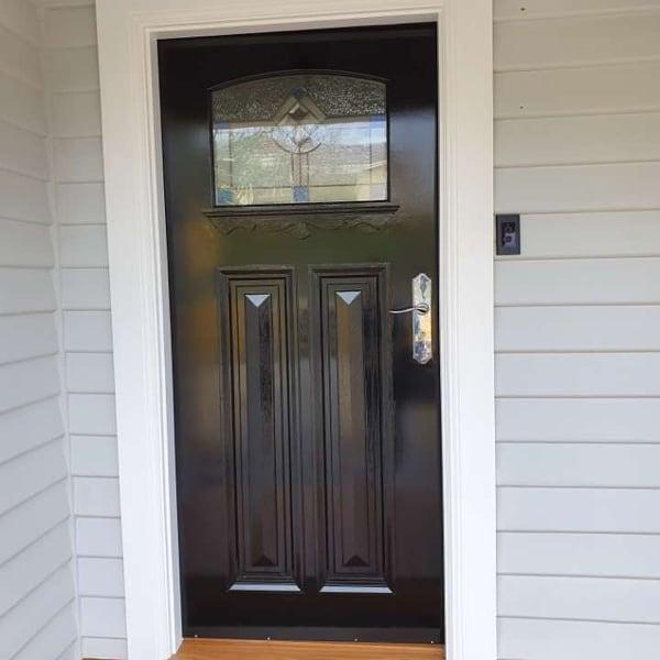 Glenroy Door frame extension and New FrameDoor